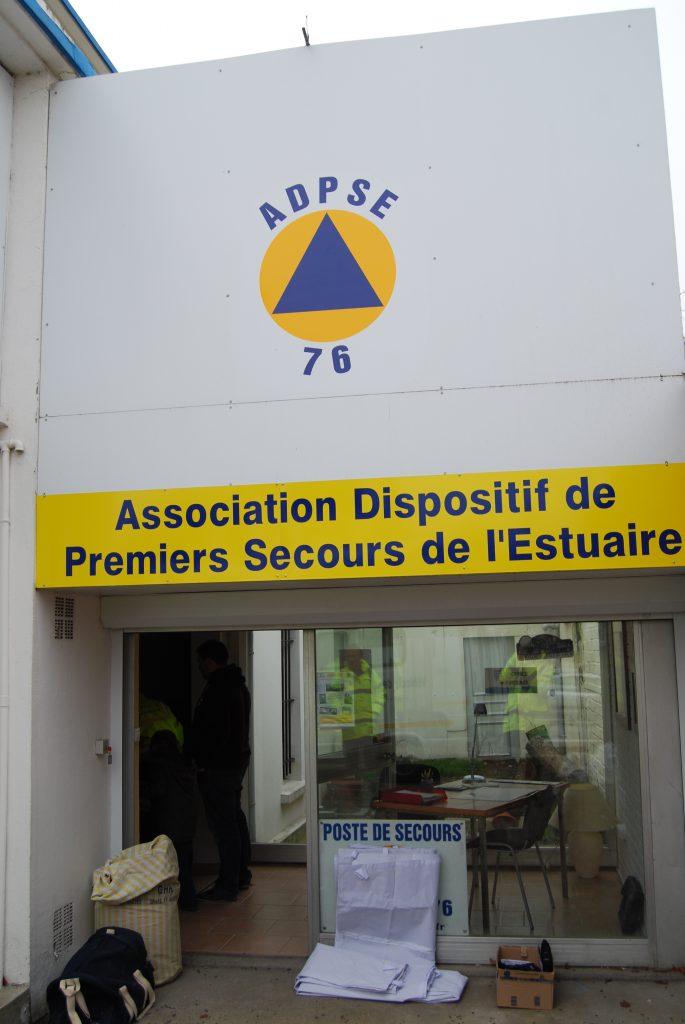 Notre local Rue Irène Joliot-Curie